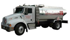Heating Oil Delivery Truck in Westchester County, NY